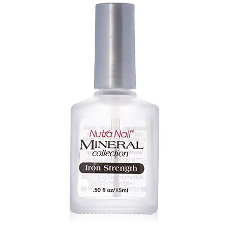 Nutra Nail Mineral Collection Iron Strength  0 45 Ounce