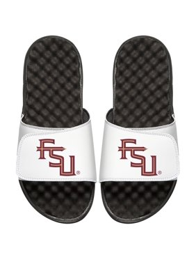Florida State Seminoles ISlide FSU Slide Sandals - White