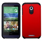 For Desire 510 Red/Black Hybrid Astronoot Phone Protector Cover Case