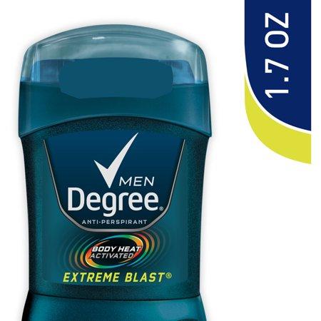 Degree Men Ultra Dry Extreme Blast Anti Perspirant   Deodorant  1 7 Oz