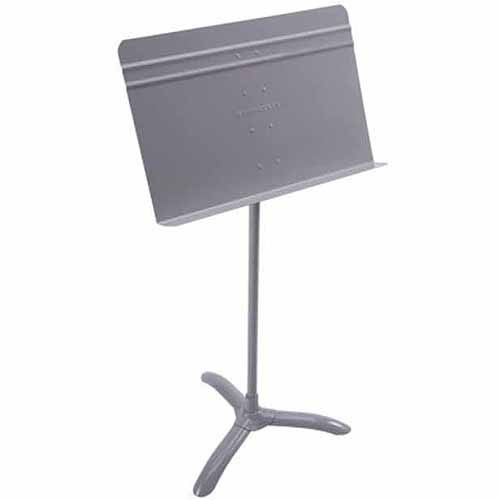 Manhasset Model #48 Symphony Music Stand, Gray