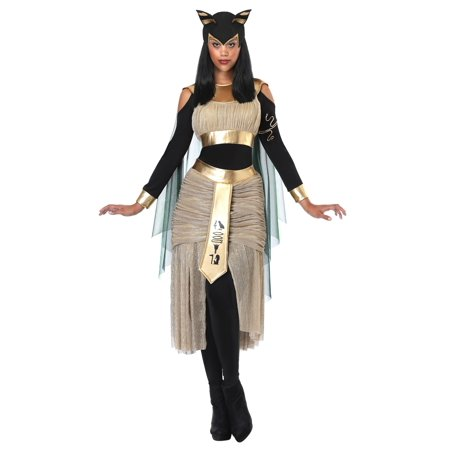 Women's Egyptian Goddess Bastet - Bastet Costume