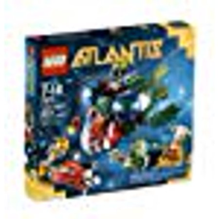 7978 Series - LEGO Atlantis Angler Attack 7978