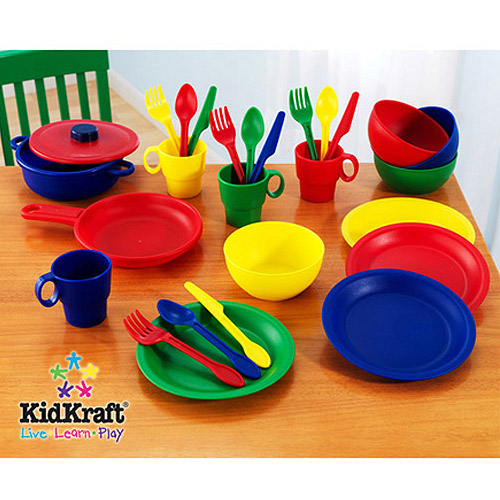KidKraft 27-piece Kitchen Play Set