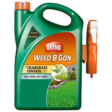 Ortho Weed B Gon MAX Plus Crabgrass Control Weed Killer for Lawns Ready-To-Use, 1
