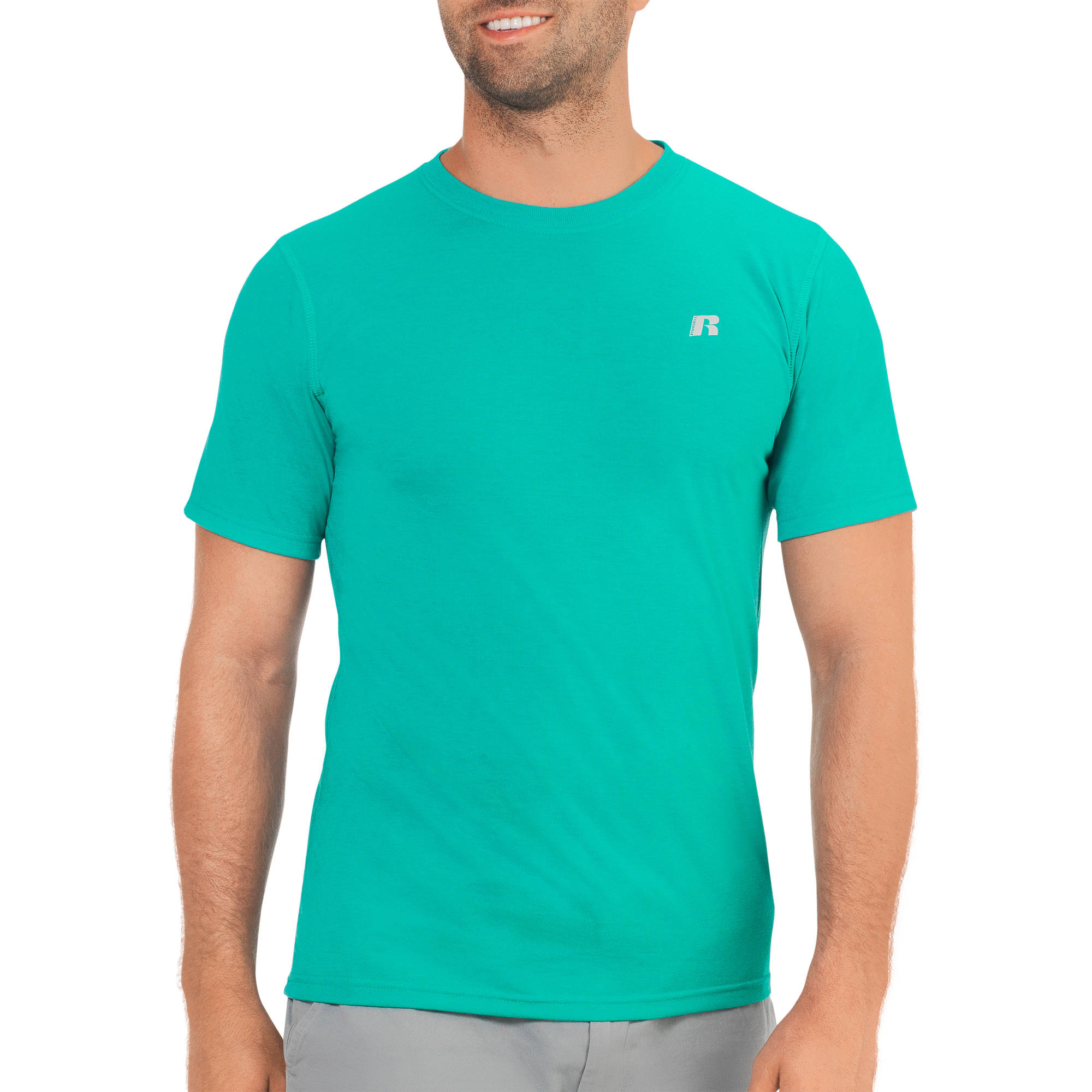Russell Men's Dri Power T-Shirt (Only Large Left) - $3 + Free In-Store Pickup at Walmart