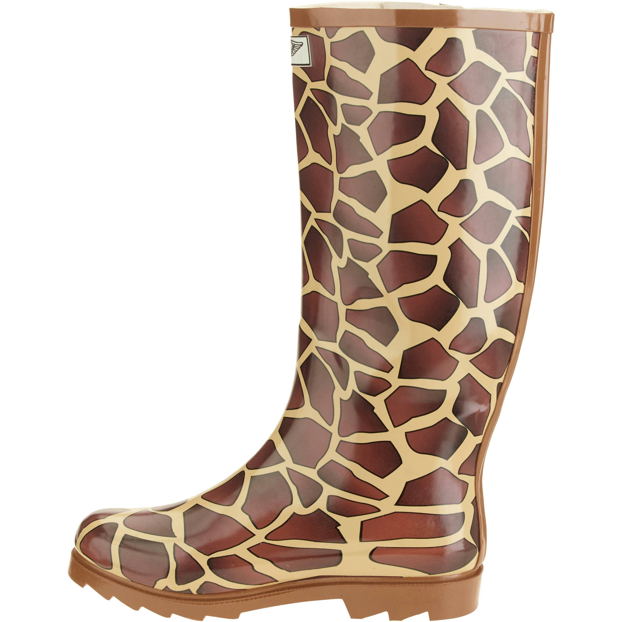 95c22a2a93d5 Giraffe Print Rubber Boots - Best Image Giraffe In The Word