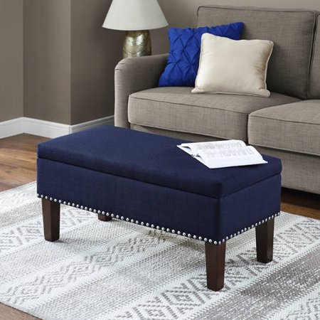 Better Homes And Gardens Grayson Ottoman Storage Bench