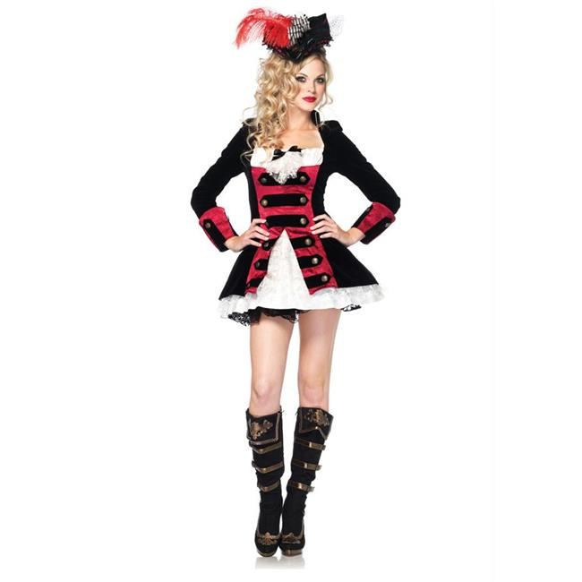 Costumes For All Occasions Ua83792Md Charming Pirate Captain Medium - image 1 of 1