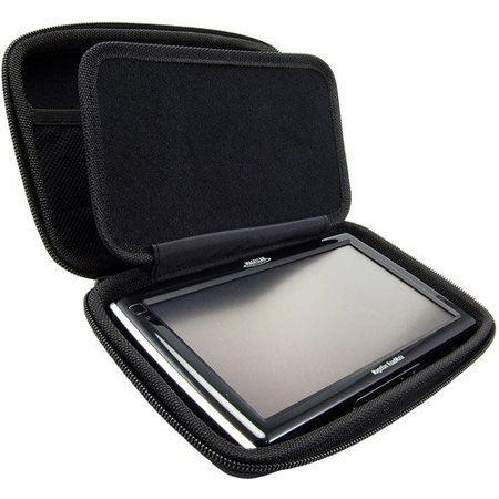 GPSHDCS7: Extra Large Hard Shell Carry Case For Garmin Nuvi 2757LM, Nuvi 2797LMT, RV 760LMT 7