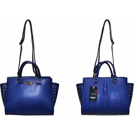 - Big Boy Sigma Gamma Rho Designer Style Divine 9 Hand Bag [Royal Blue - 12.5
