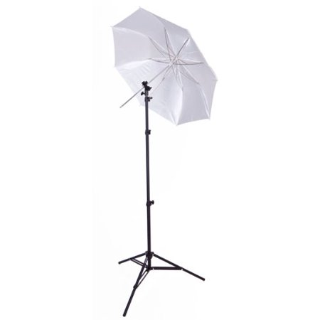 Westcott 2332 43-Inch Collapsible Umbrella Flash Kit (Black/White) - image 1 of 1