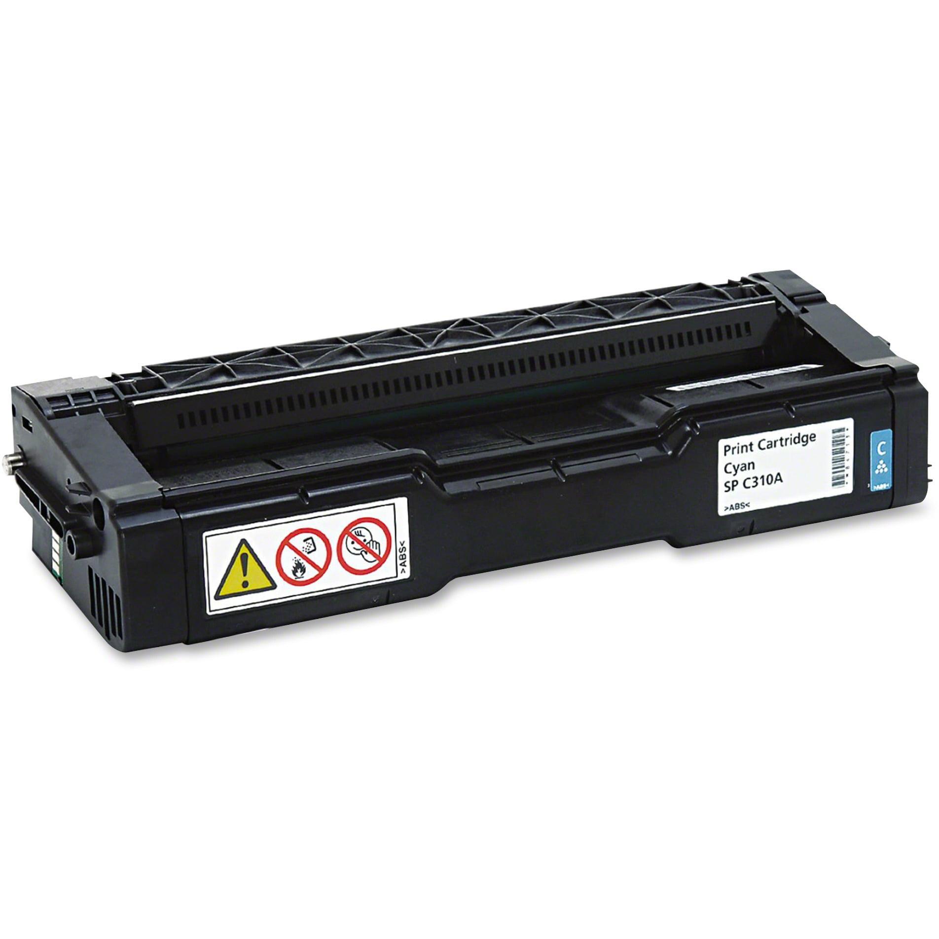 Ricoh, RIC406345, Aficio SP C242SF/C310A Toner Cartridge, 1 Each
