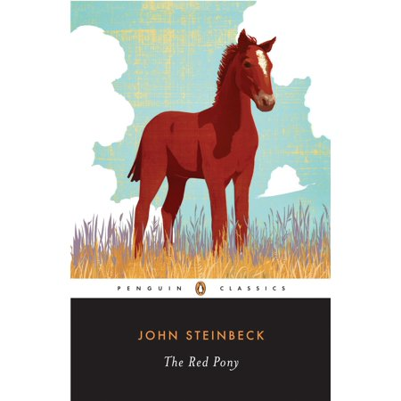 The Red Pony Pony English Pad