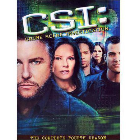 Csi  Crime Scene Investigation   The Complete Fourth Season  Widescreen