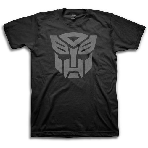 Transformers Autobot Logo Men's Graphic Tee