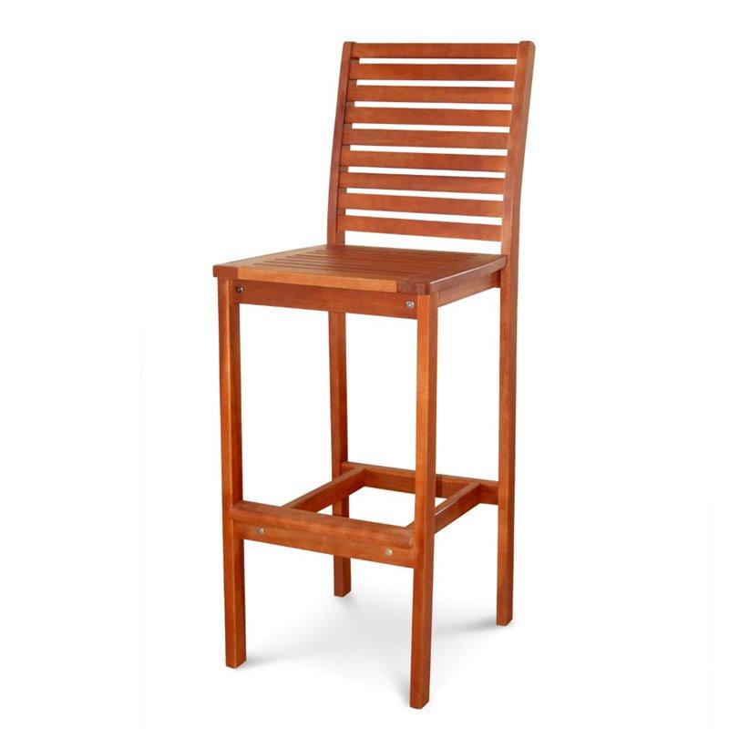 Pemberly Row Outdoor Dartmoor Bar Chair