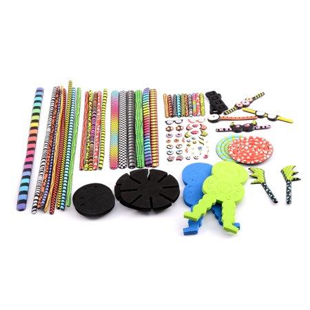 Bendastix Bend and Build Craft Kit For Children - Winter Crafts For Kids