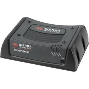 Sierra Wireless AirLink GX450 Rugged Mobile 4G Gateway w  Multi-Ethernet (AT&T) by Sierra Wireless Data Inc