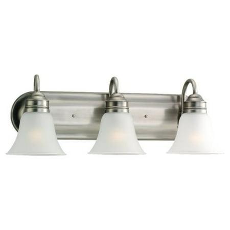 Sea Gull Lighting 49852BLE Gladstone 3 Light Energy Star Title 24 Bathroom - Energy Star Bathroom Light Fixture