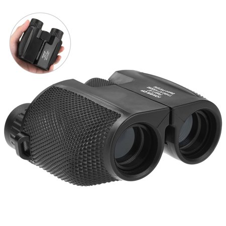 ALLCACA Foldable Binoculars High-power Binocular Portable Binocular Telescope with Low Light Night Vision, Suitable for Outdoor Sports and Concerts,