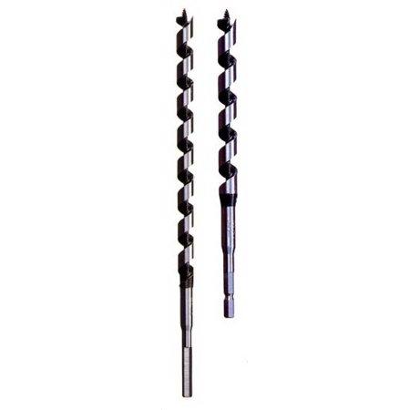 0.5' Spur Auger - WoodOwl 04005 No. 4 Standard Spurred Combination Auger 11