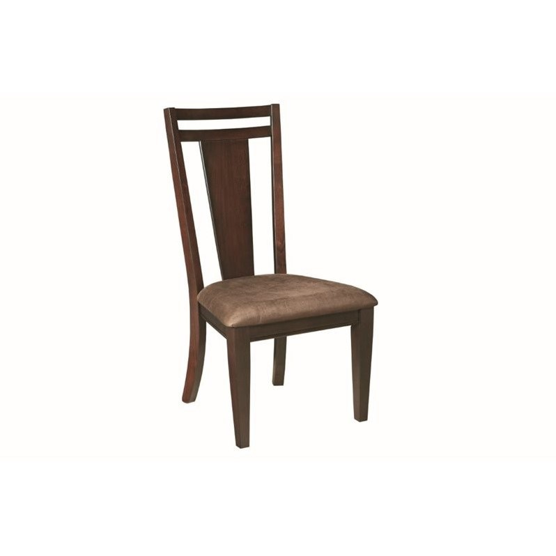 Broyhill Furniture Northern Lights  Dining Chair in Dark ...