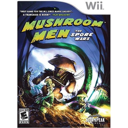 Mushroom Men The Spore Wars (Wii) - Pre-Owned