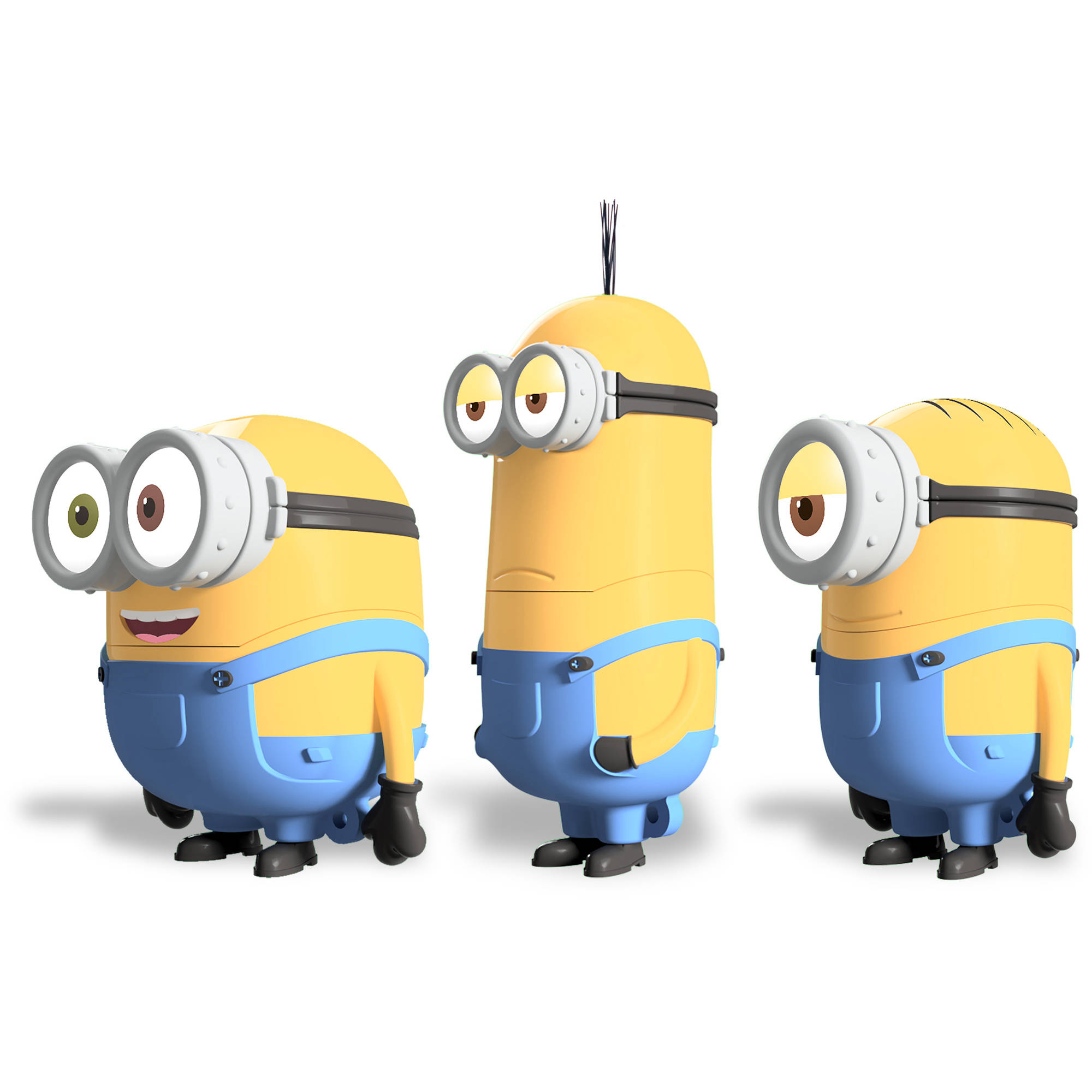 EP Minions 16GB USB Flash Drive: Kevin, Stuart, Bob, 3-Pack
