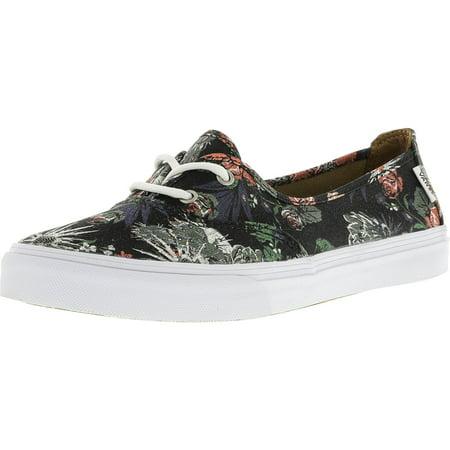 8c155a304a Vans - Vans Women s Solana Sf Desert Floral Black Ankle-High Canvas  Skateboarding Shoe - 10M - Walmart.com
