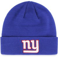 Product Image NFL New York Giants Mass Cuff Knit Cap - Fan Favorite 74bdef4e2