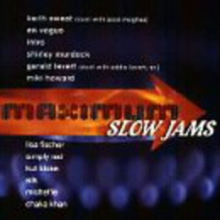Maximum Hits: Slow Jams / Various (CD) (Best R&b Slow Jams)
