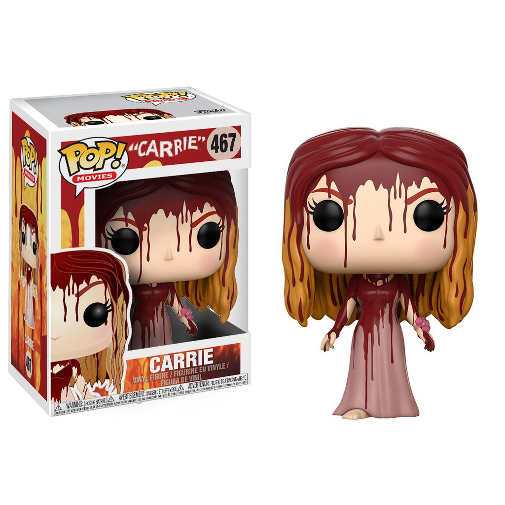 FUNKO POP! MOVIES: HORROR S4: CARRIE
