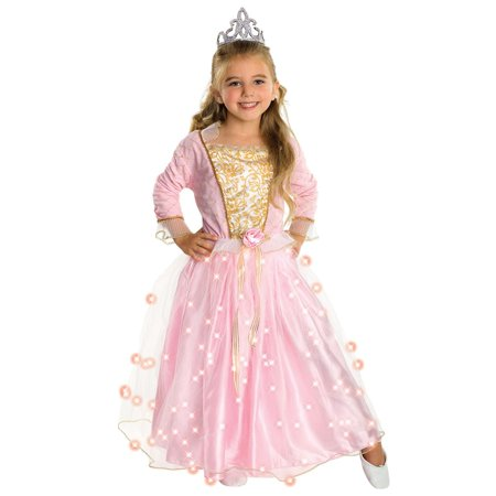 Girl's Rose Princess Costume - Rose Princess Costume