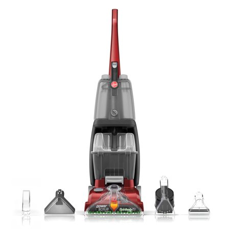 Hoover Power Scrub Deluxe Carpet Cleaner, FH50150 ()