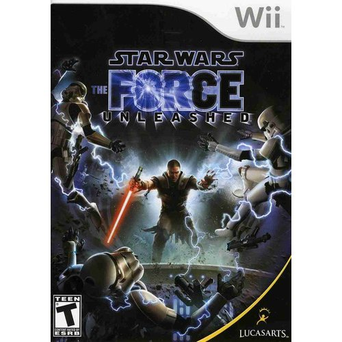 Star Wars: The Force Unleashed for Wii - GameFAQs