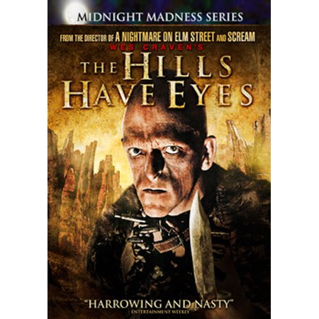 The Hills Have Eyes (DVD) (The Hills Have Eyes 1 Rape Scene)