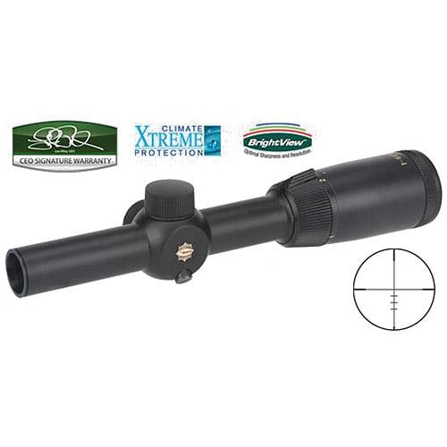 BSA Goldstar 1-6x20mm 6X Zoom EZ Hunter Rifle Scope