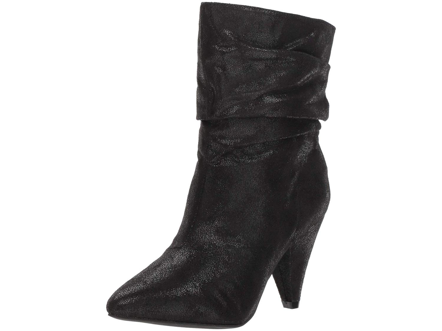 a35c784fb7c2 Report Womens Vera Pointed Toe Mid-Calf Fashion Boots