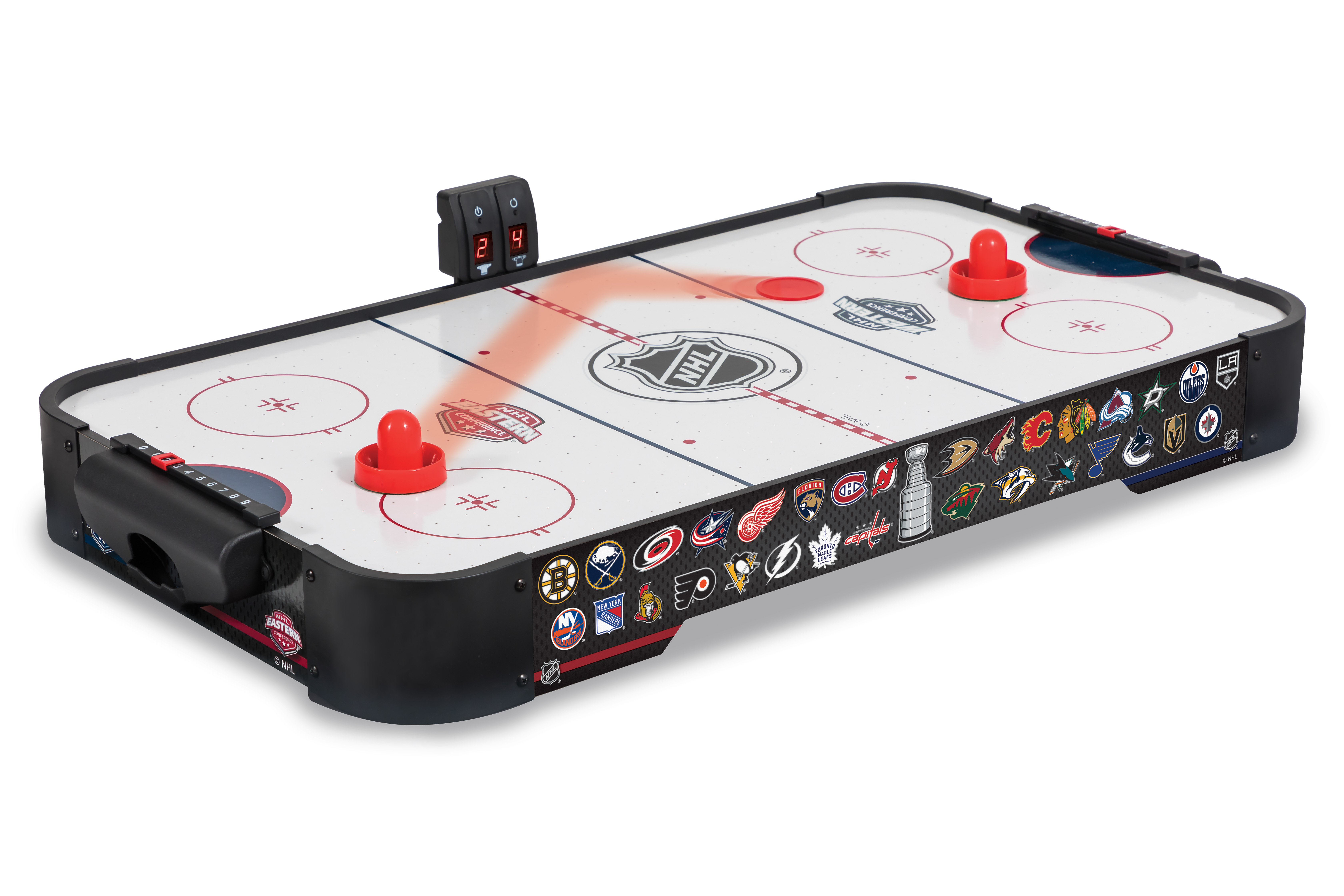EastPoint Hover Hockey Pushers /& Pucks
