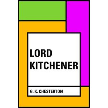 Lord Kitchener - eBook ()