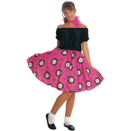 Rubies Costume Co. Womens Poodle Dress Halloween Costume