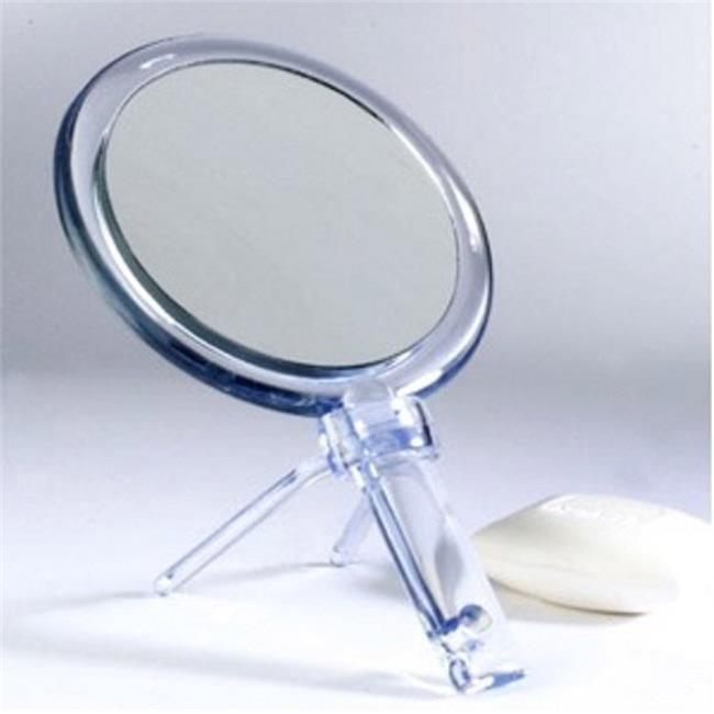 Zadro Acrylic Hand Mirror With 1x 5x Magnification