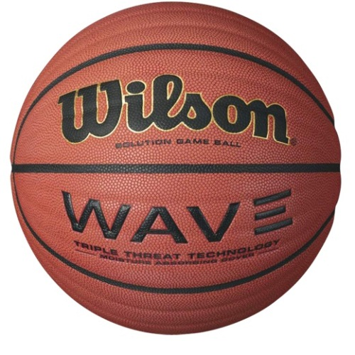 Wilson Official Size Basketball Wave 29.5'' by