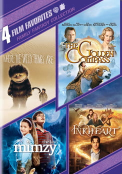 4 Film Favorites: Family Fantasy Collection (DVD) by WARNER HOME ENTERTAINMENT