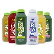 Best Juice Cleanses - Juice From the RAW 3-Day ORGANIC Juice Cleanse Review
