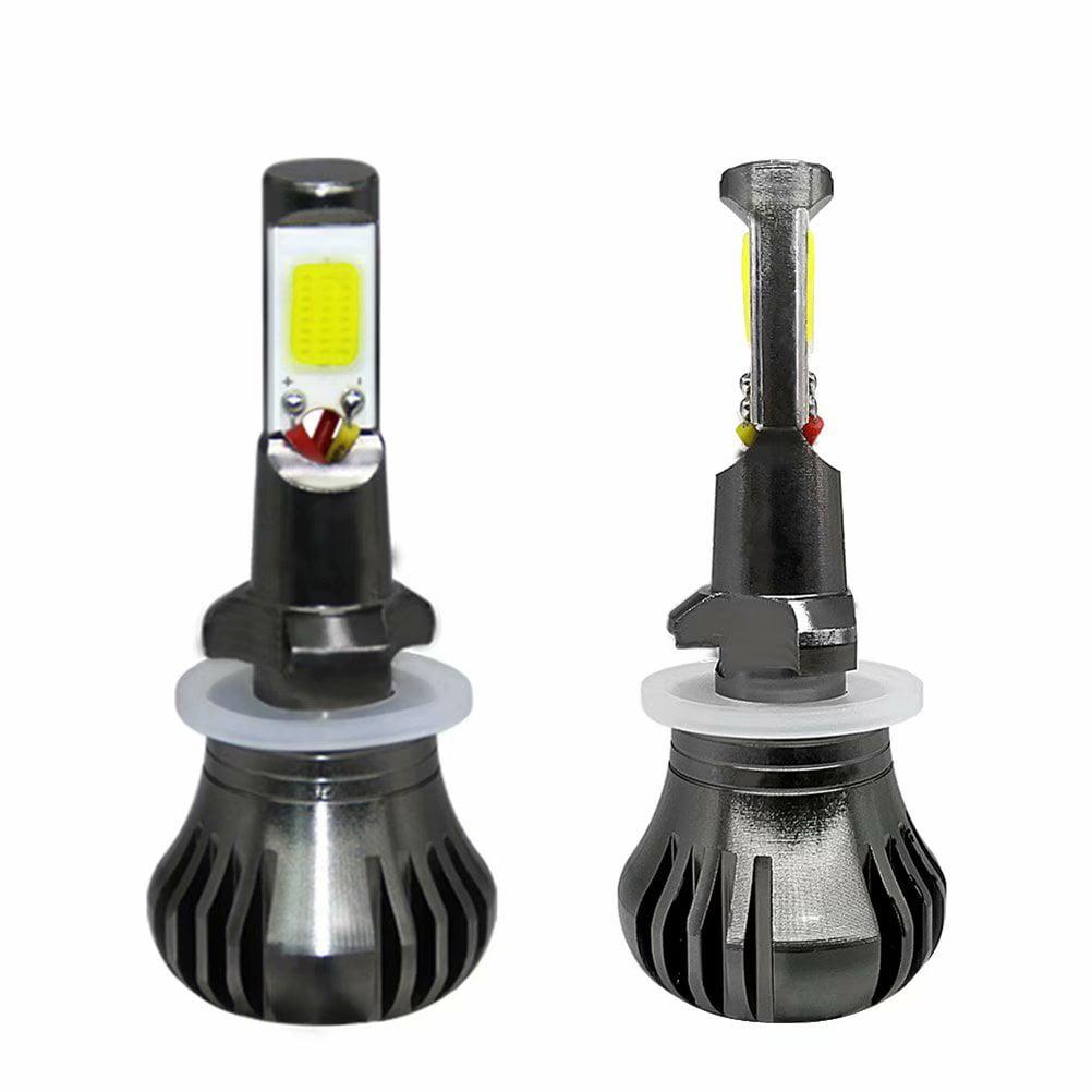 2PCS 880/881 LED Lamp Headlight Driving Fog Light Bulb for Car, White