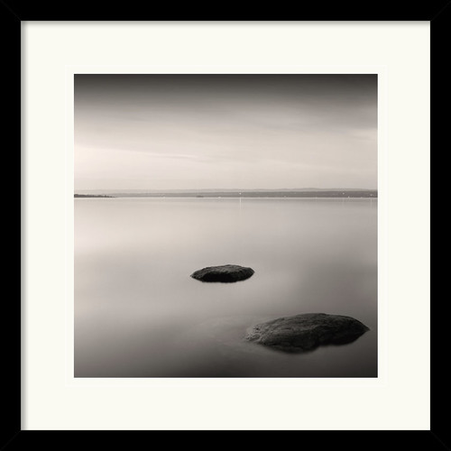 Amanti Art 'A Night on Ottawa River' by Andrew Ren Framed Photographic Print