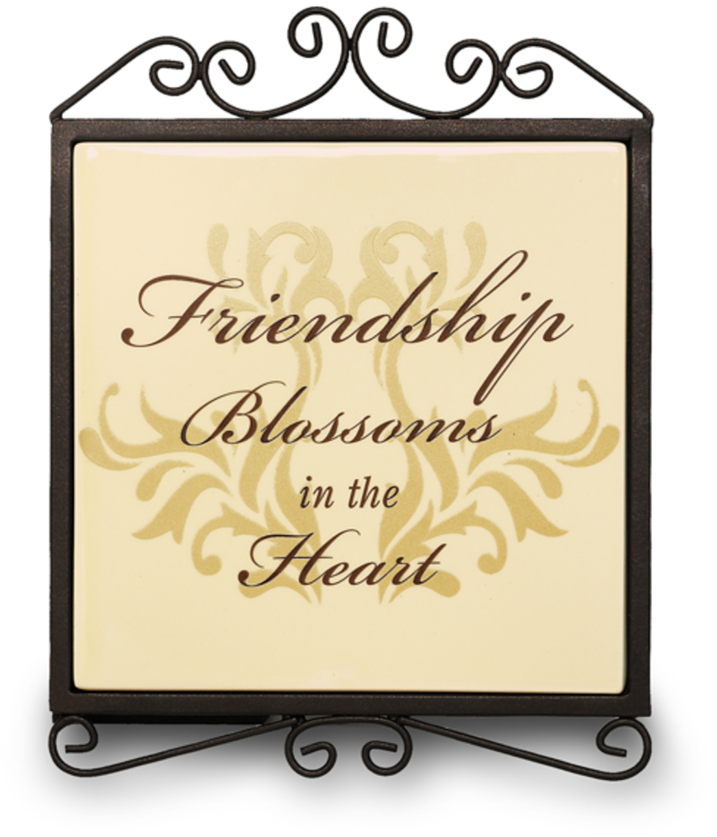 Old Fashioned Blessed Metal Wall Decor Illustration - Wall Art ...