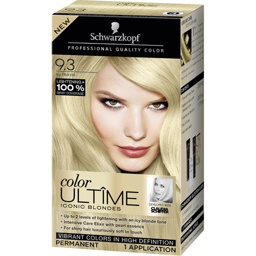 Schwarzkopf Color Ultime Iconic Blondes Hair Coloring Kit